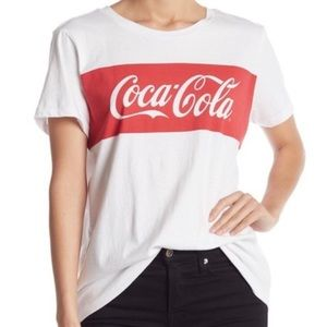 Lucky Brand Coca Cola Graphic Tee Size Small NWT